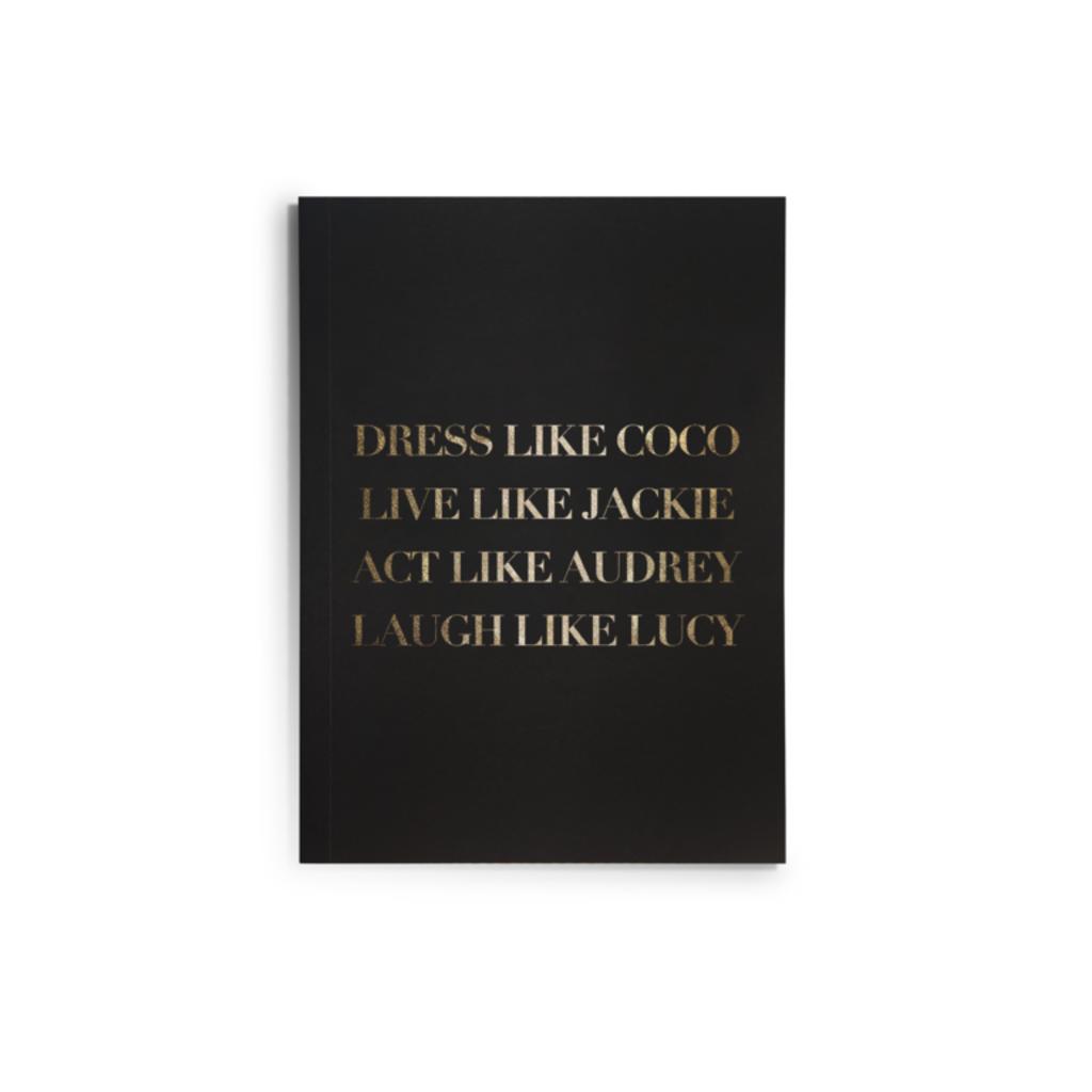 Journal - Dress Like Coco
