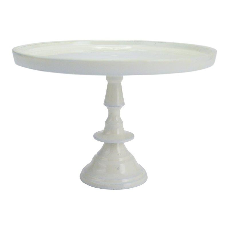 Made Market Co Pedestal Ivory Large