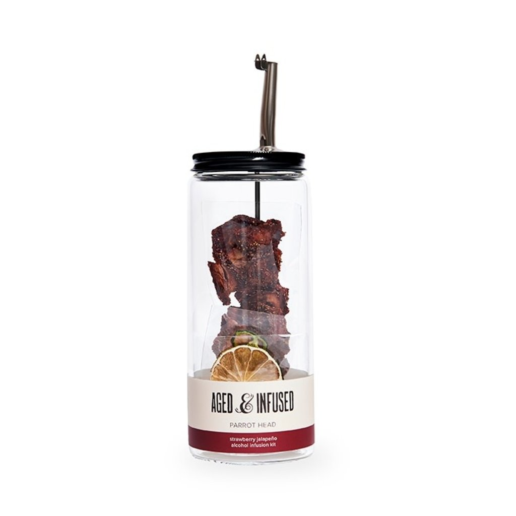 Aged & Infused Parrot Head Alcohol Infusion Kit