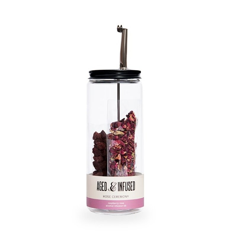 Aged & Infused Rose Ceremony Alcohol Infusion Kit
