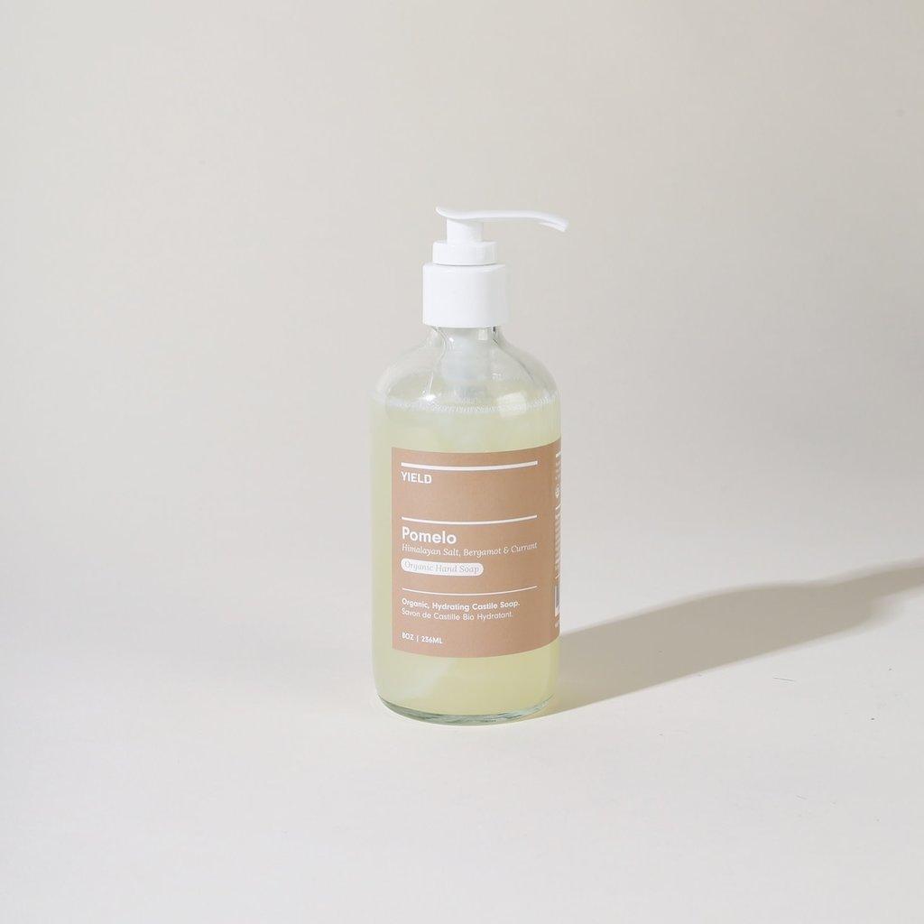 YIELD Organic Hand Soap - 8oz Bottle