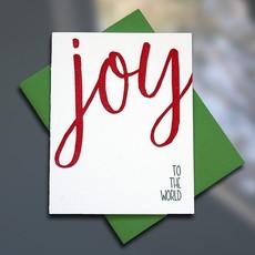 Sky of Blue Cards Joy Card - Box Of 6