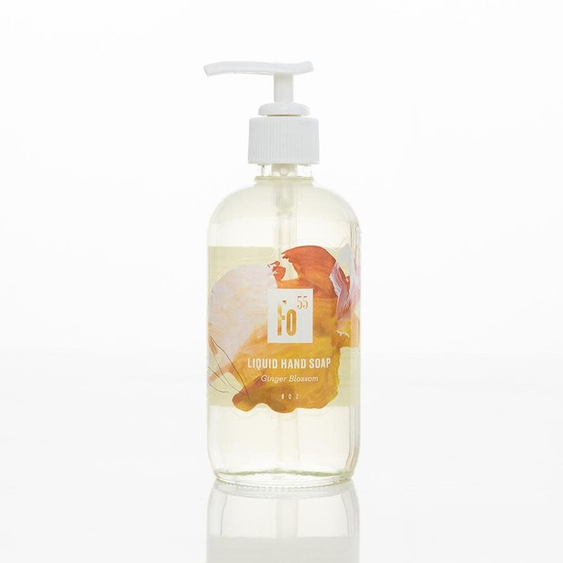 Ginger Blossom - Natural Hand Soap