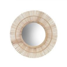 Indaba Seaford Bamboo Mirror