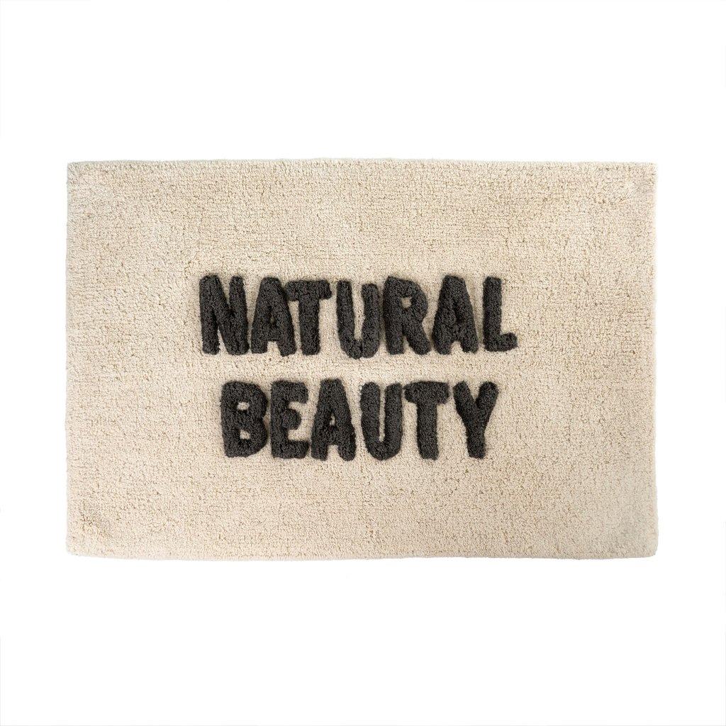 Indaba Natural Beauty Bath Mat