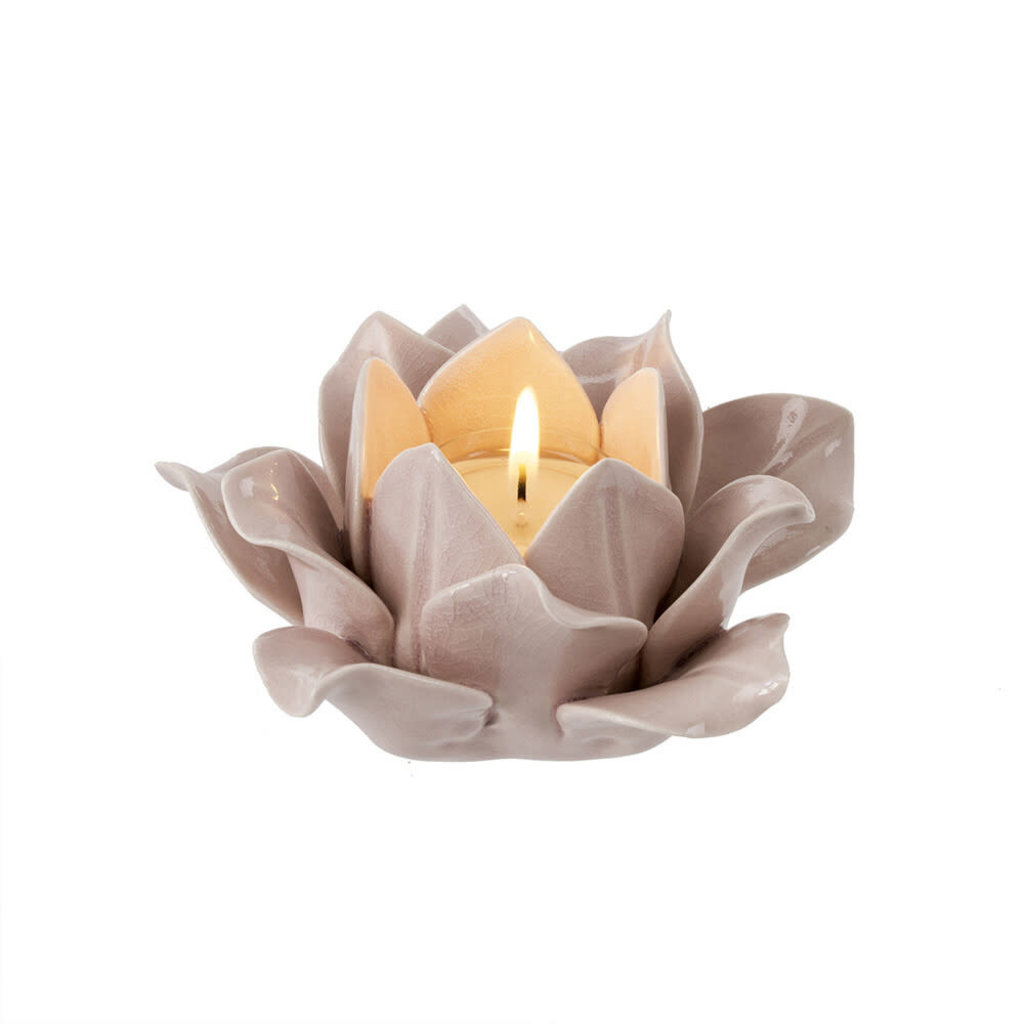 Spring Sprout Tealight, Pink
