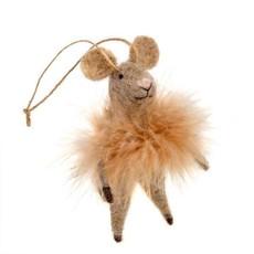 Indaba Fluffy Farah Mouse