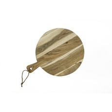 Indaba Round Chopping Board 15.5