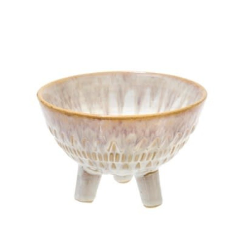 Indaba Mariel Footed Bowl Small