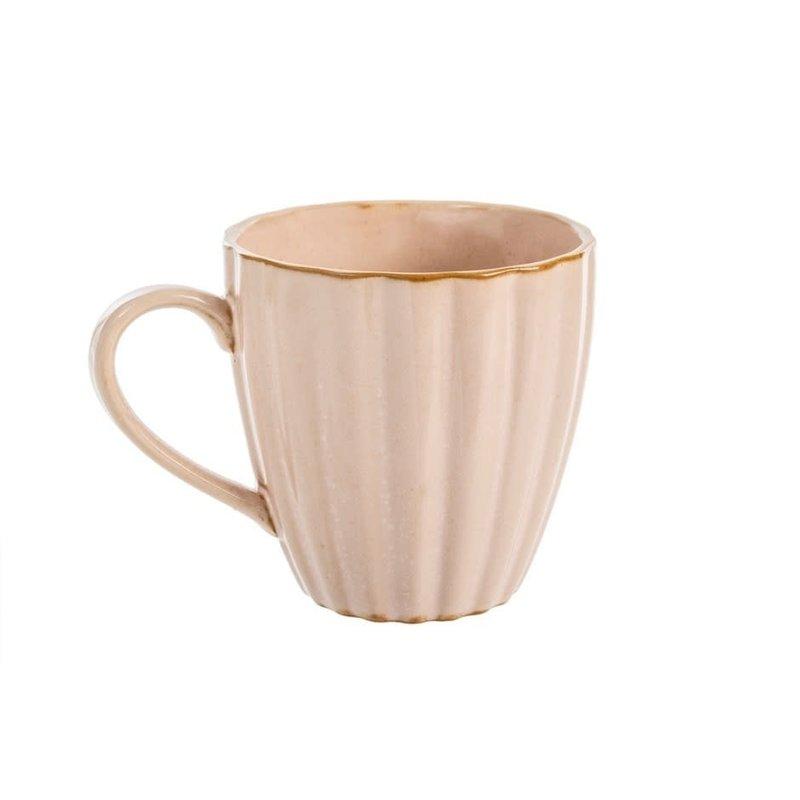 Indaba Amelia Mug, Blush