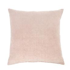 Indaba Nala Linen Pillow, Coral