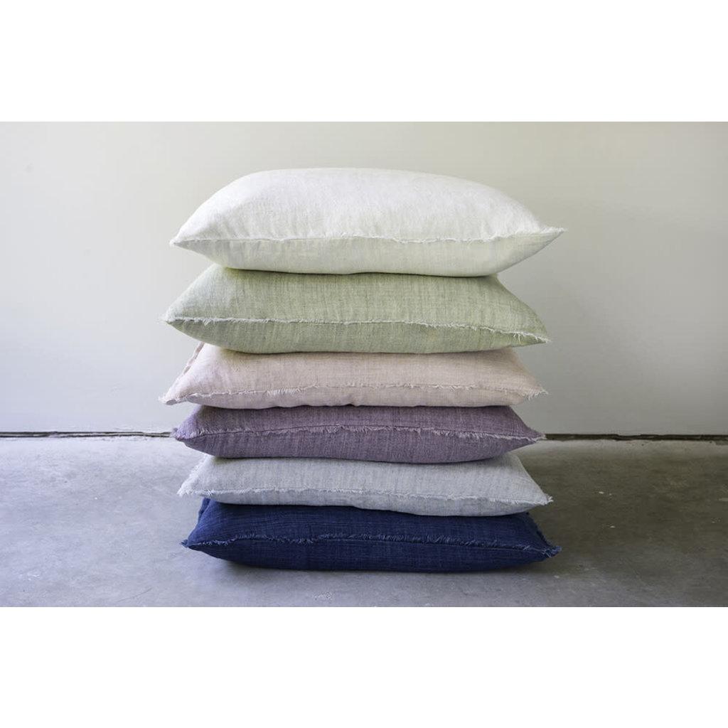 Indaba Nala Linen Pillow, Blush