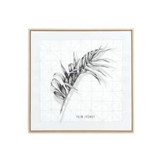 Indaba Palm Frond Sketch Artwork