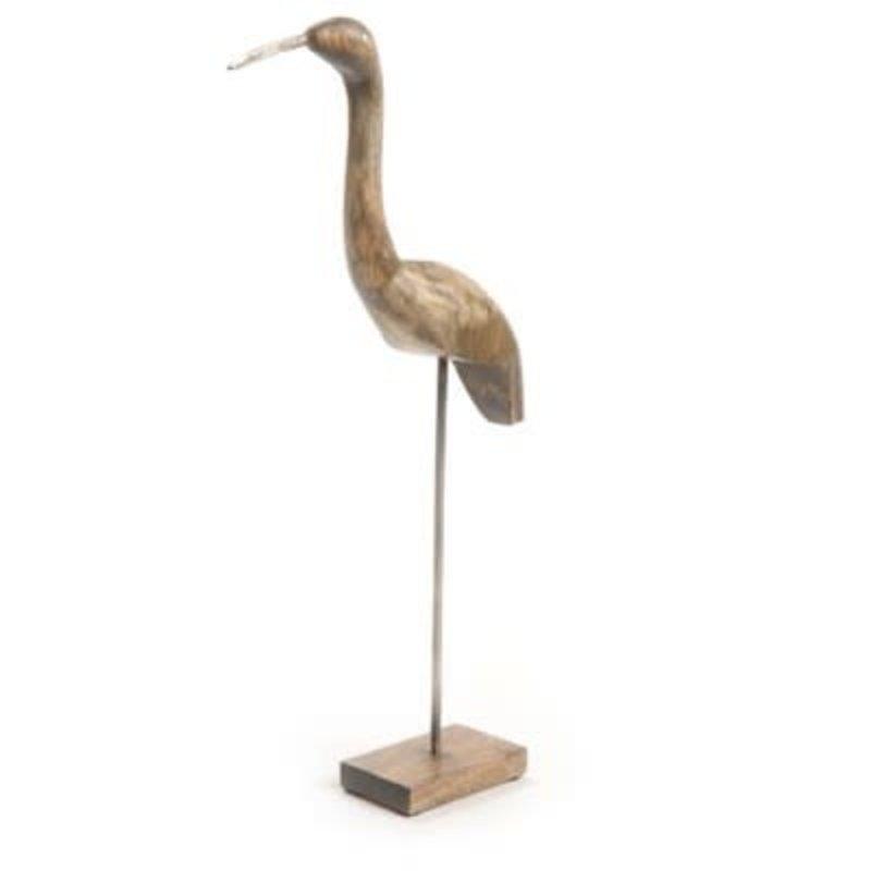 Wood Decor Bird 16