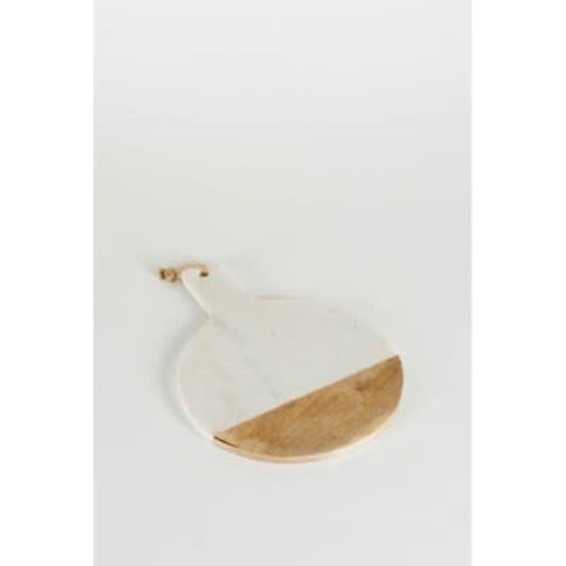Cutting Board - Marble/Wood