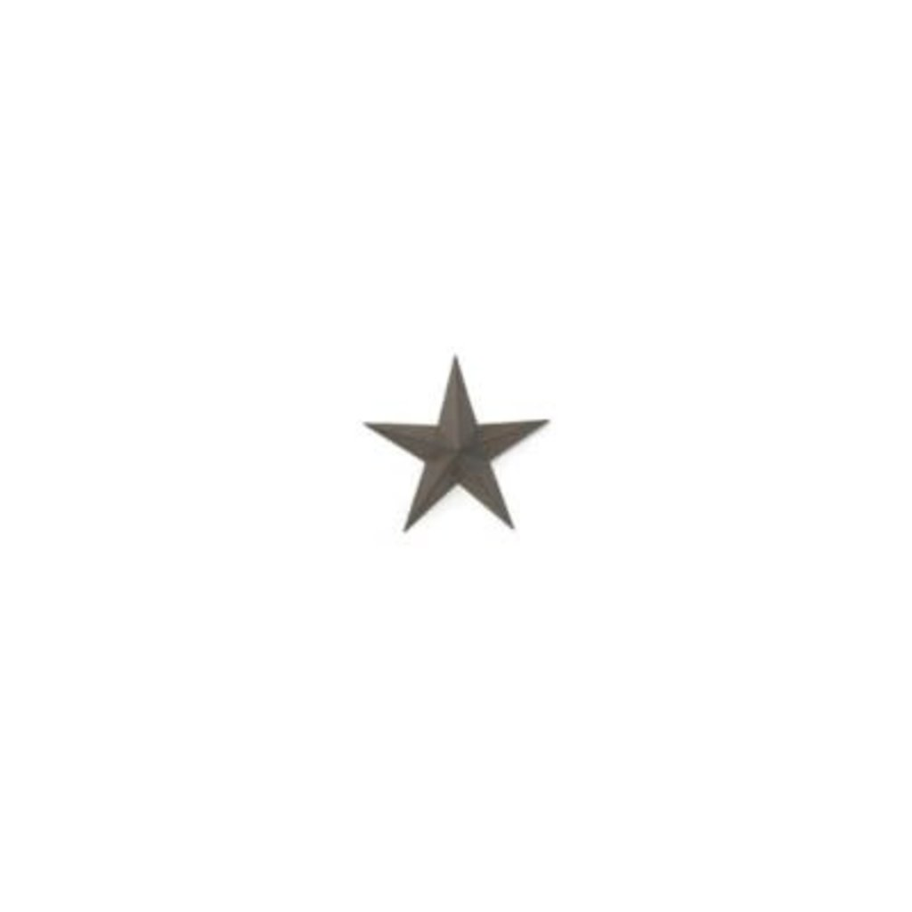 The Pine Centre Wall Decor - Brown Star Small