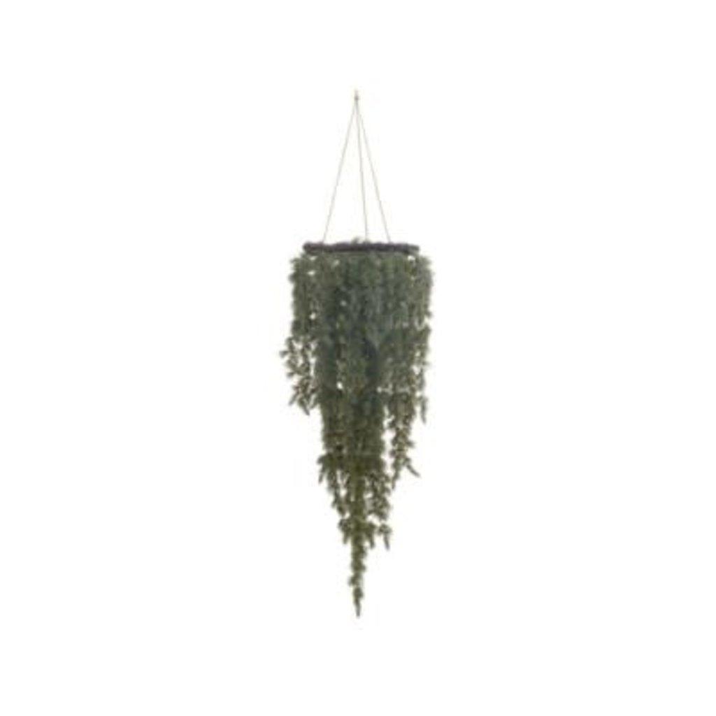 The Pine Centre Hanging Snow Pine Decor