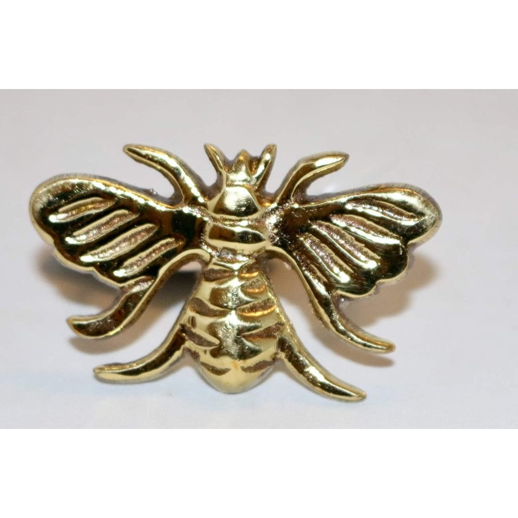 Design Imports Gold Bee Napkin Ring