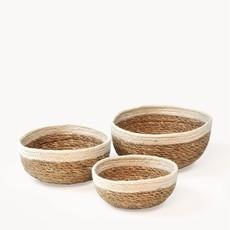 Korissa Savar Round Bowl (Set of 3)
