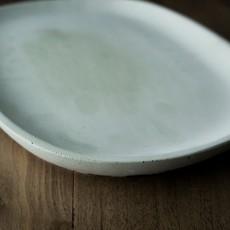 Large Organic Tray White
