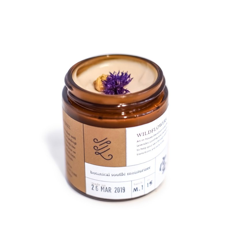 Even Keel After Care: Wildflowers Lotion