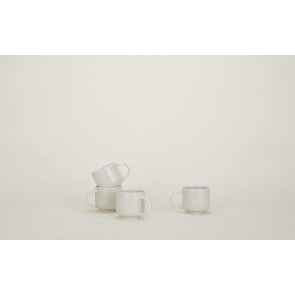 Hawkins New York Shaker Dinnerware - Mug - Bone