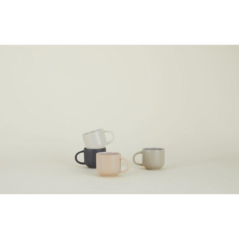 Hawkins New York Shaker Dinnerware - Mug - Charcoal