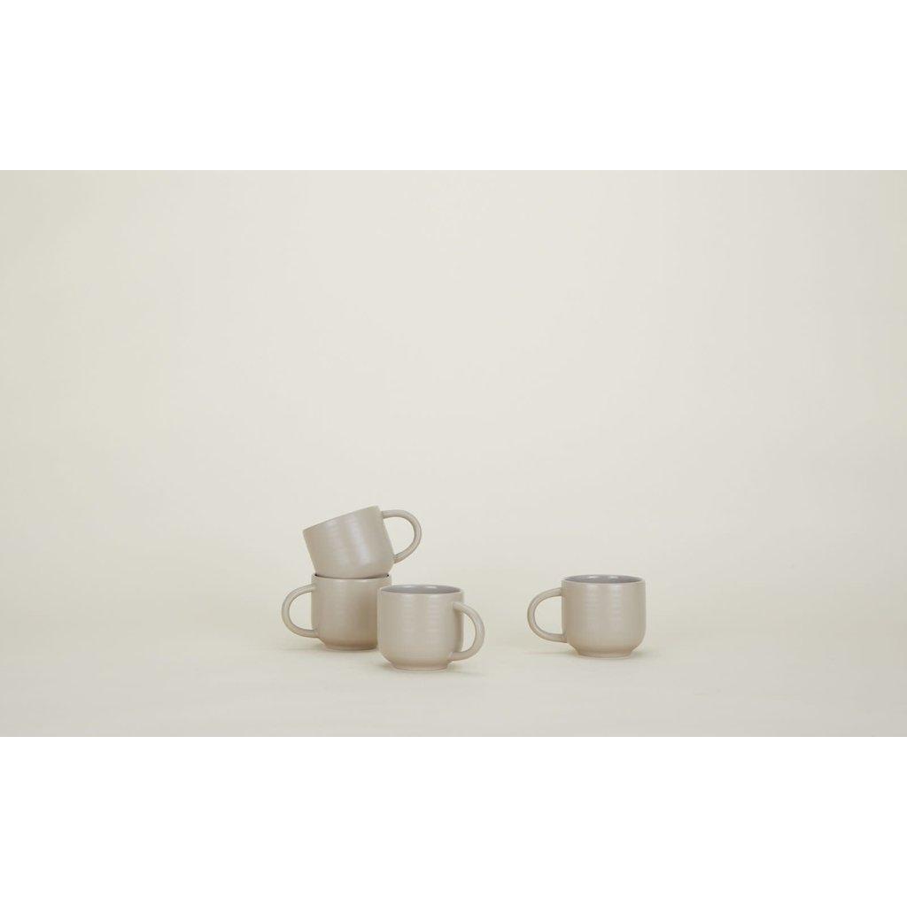 Hawkins New York Shaker Dinnerware - Mug - Grey