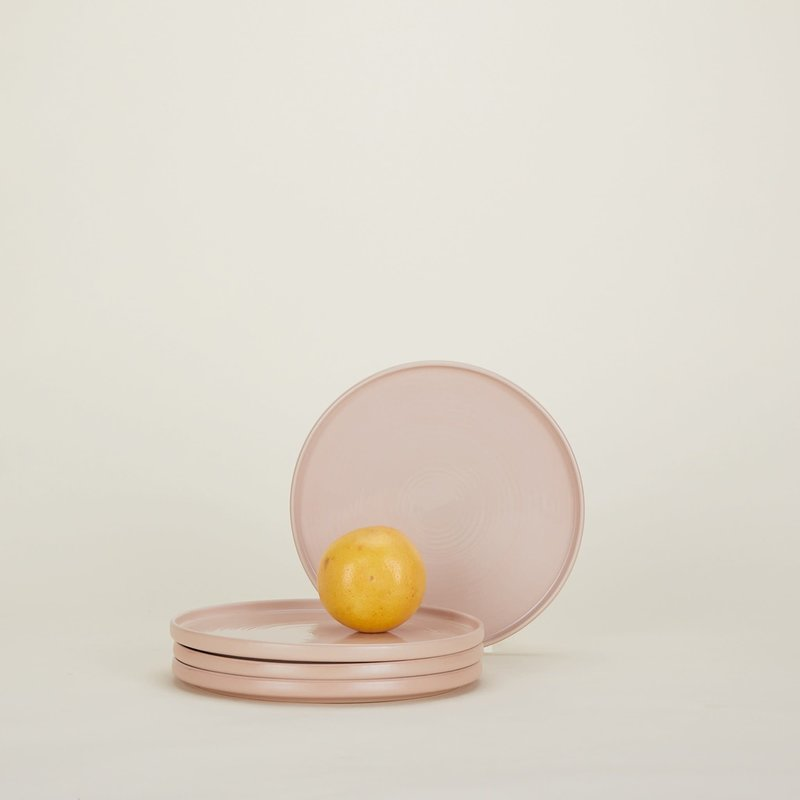 Hawkins New York Shaker Dinnerware - Dinner Plate - Blush