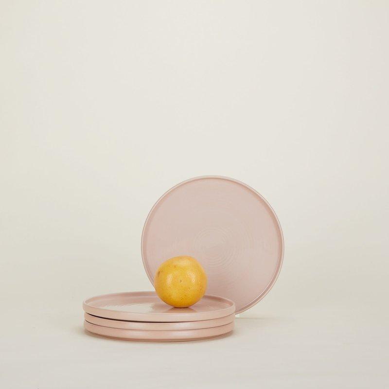 Hawkins New York Shaker Dinnerware - Dinner Plate - Blush