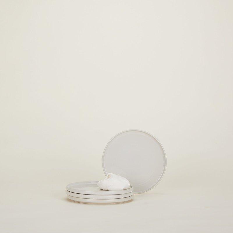 Hawkins New York Shaker Dinnerware - Salad Plate - Bone
