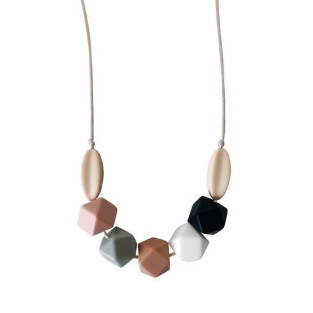 Chewable Charm The Audrey Teething Necklace