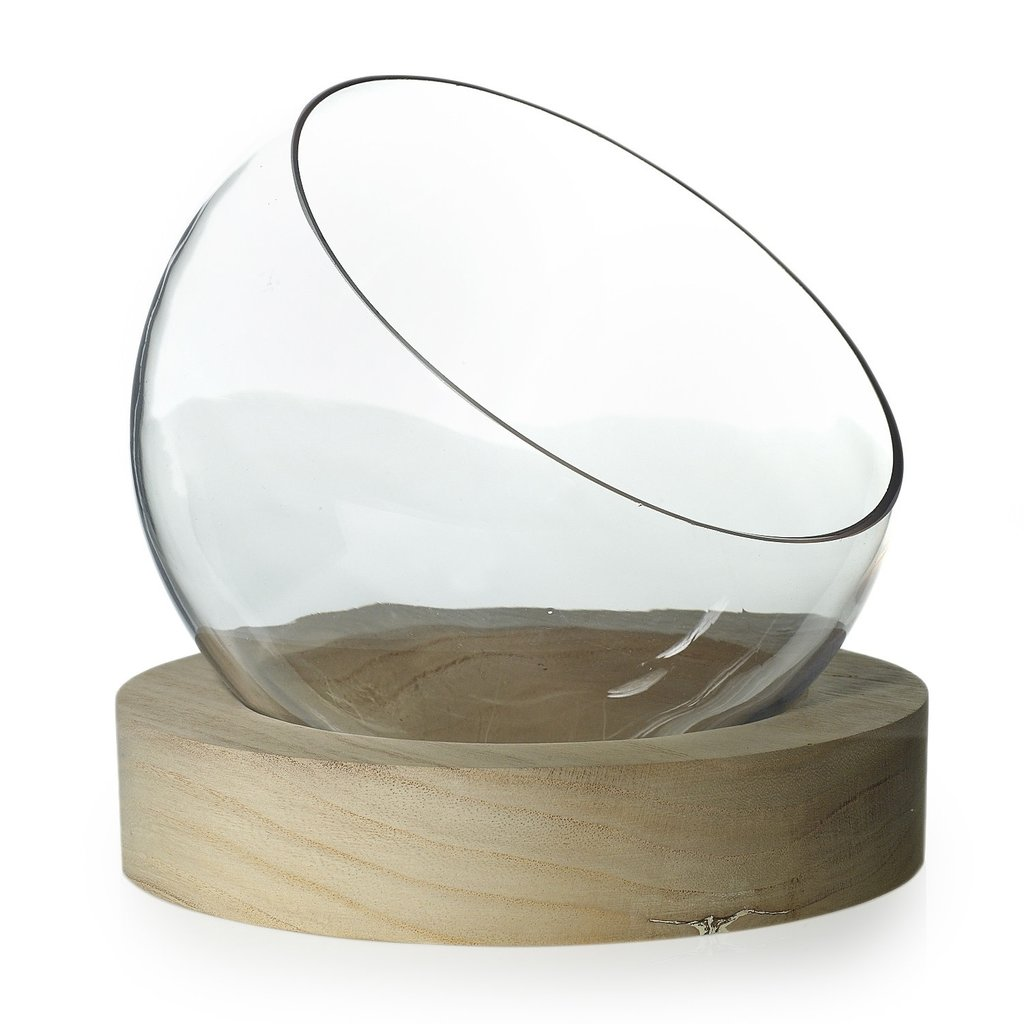 Maude Clear Bowl Large