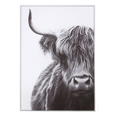 Style In Form Canvas Wall Decor - Yak