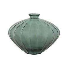 Creative Coop Glass Vase - Moss