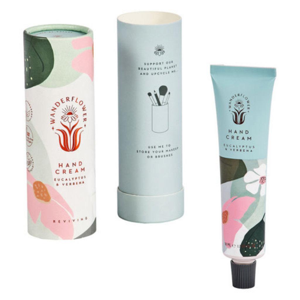 Hand Cream - Eucalyptus and Verbena