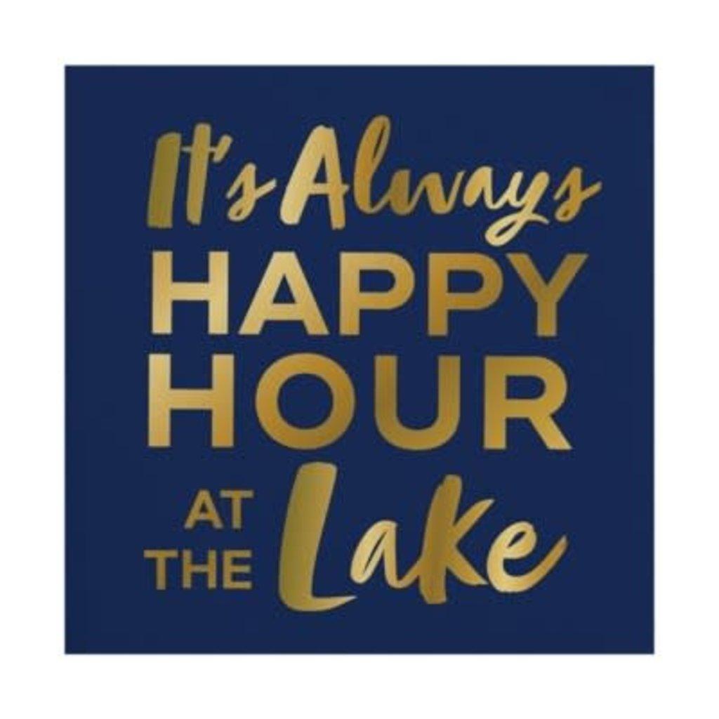 Santa Barbara Design Studio Napkin - Happy Hour