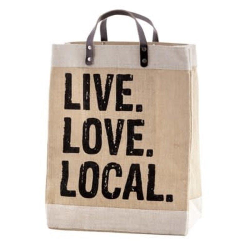Market Tote - Live Love Local