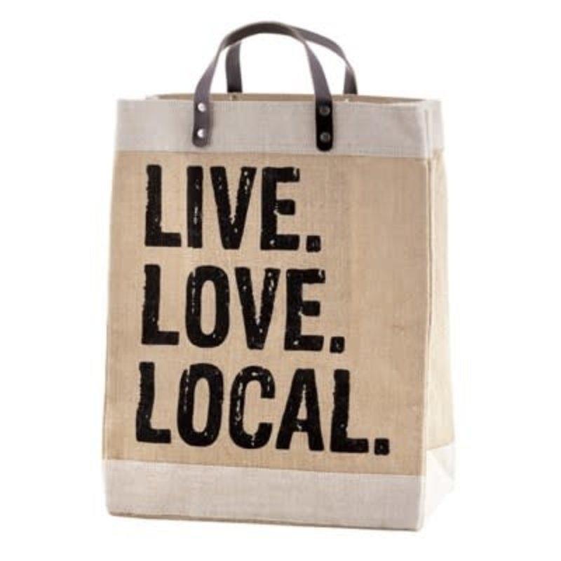 Santa Barbara Design Studio Market Tote - Live Love Local