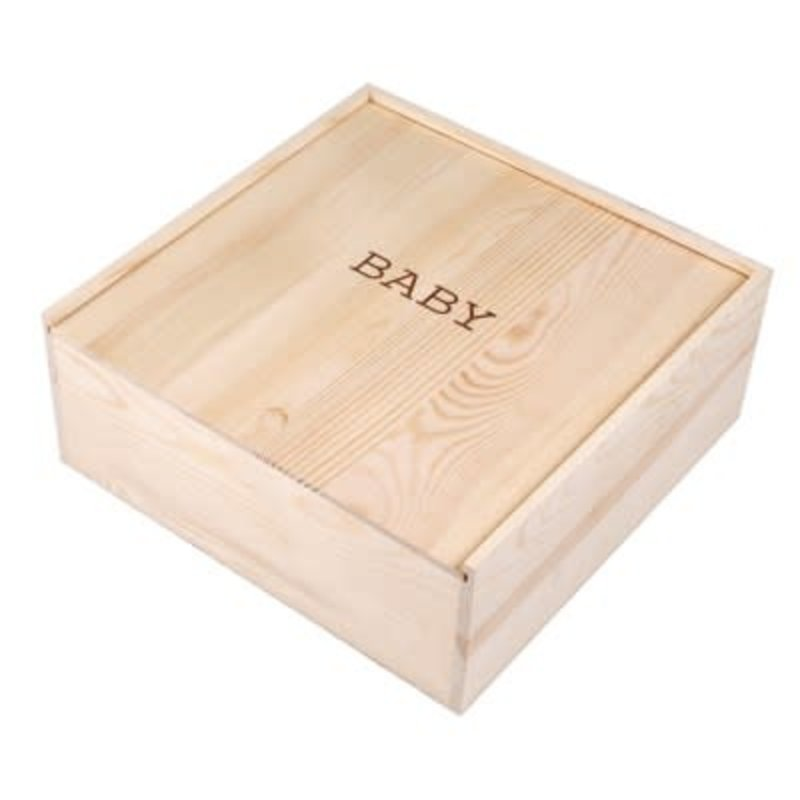 Santa Barbara Design Studio Baby Keepsake Box
