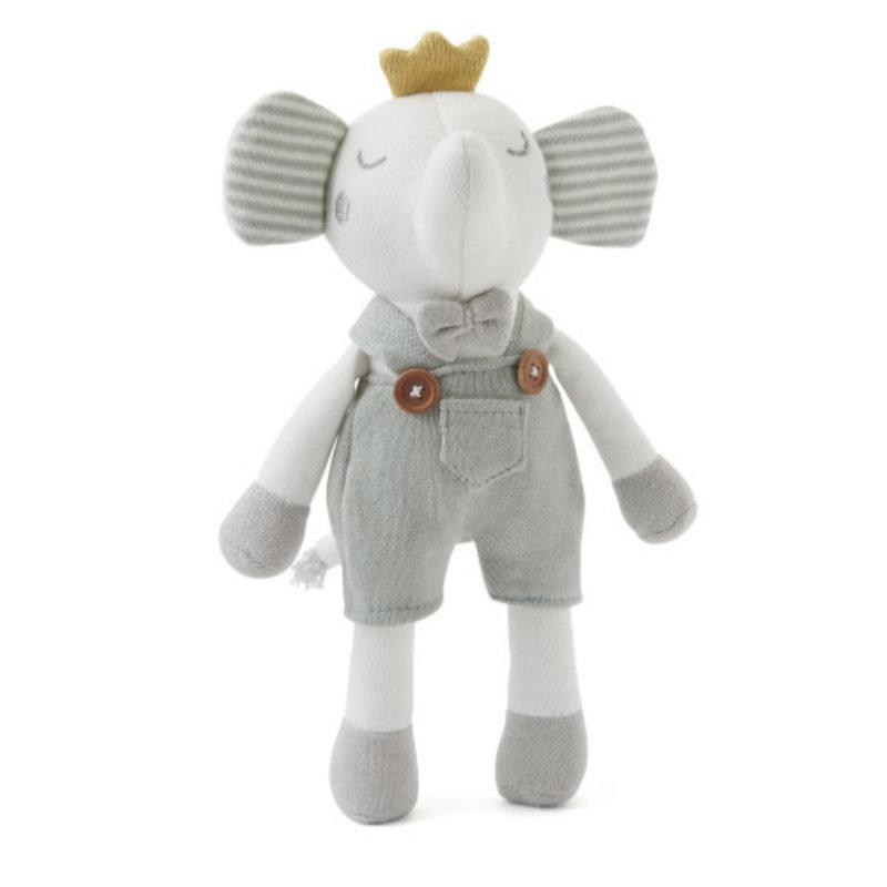 Elegant Baby ELEPHANT SAGE TOY