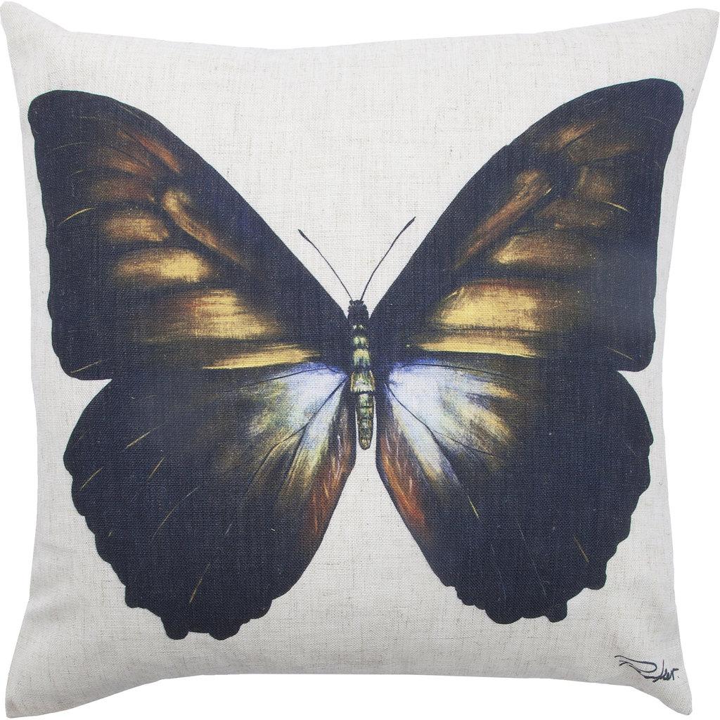Renwil Butterfly Pillow