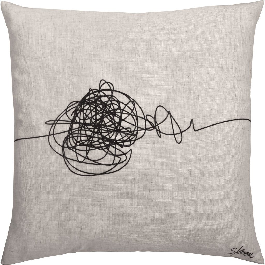 Renwil Knot Pillow