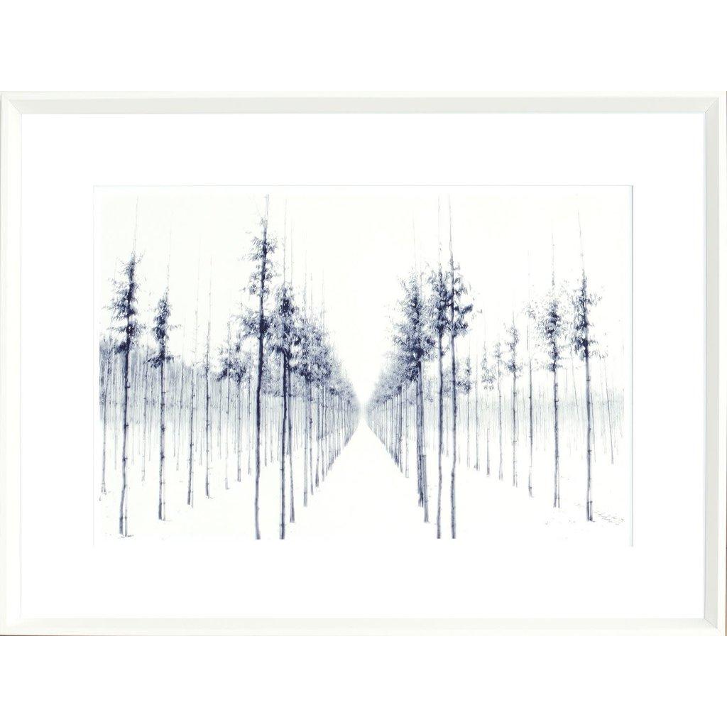 Celadon Indigo Landscape Series IV