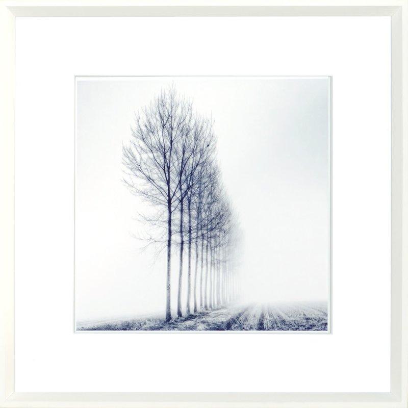 Celadon Indigo Landscape Series VIII