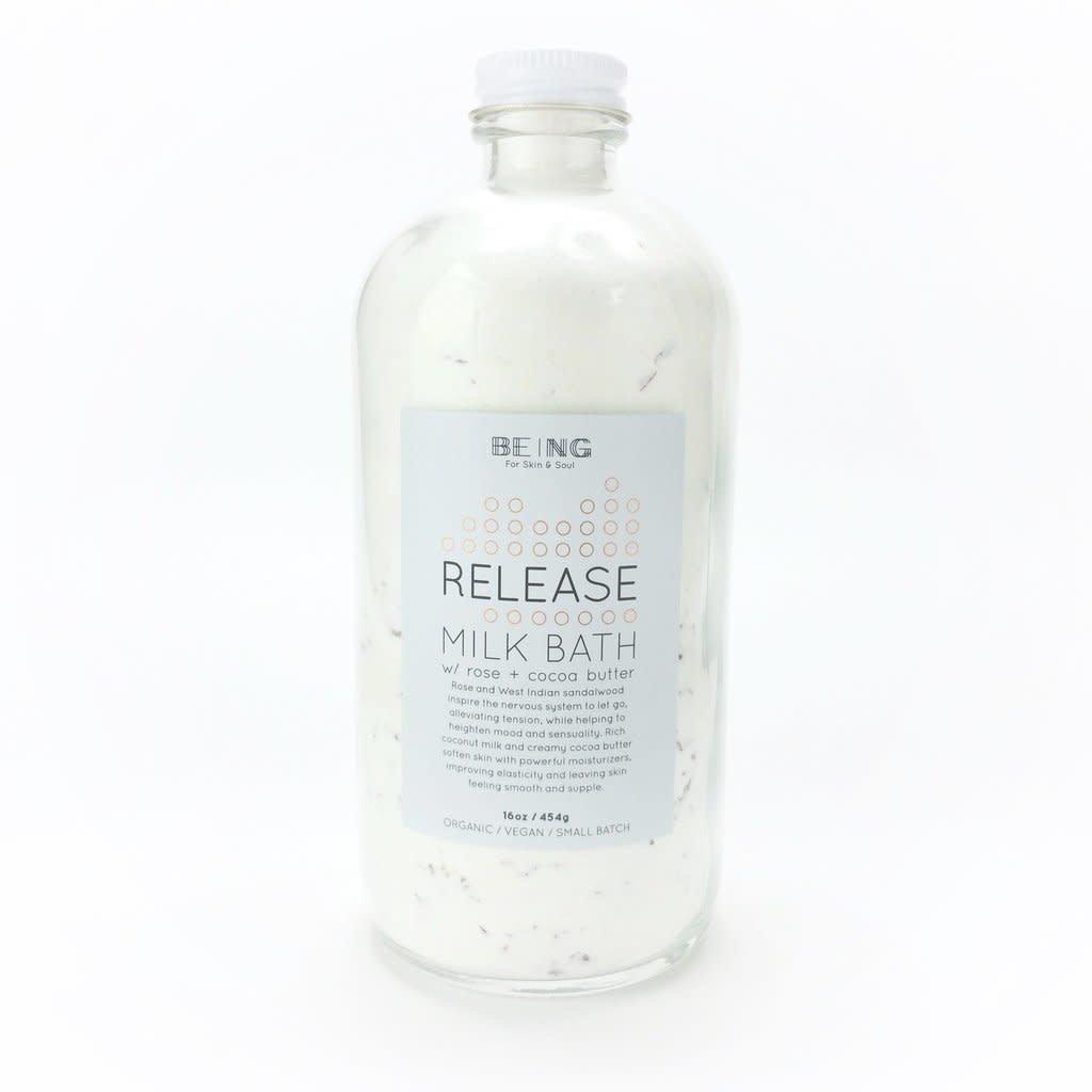 Release Milk Bath 4 oz