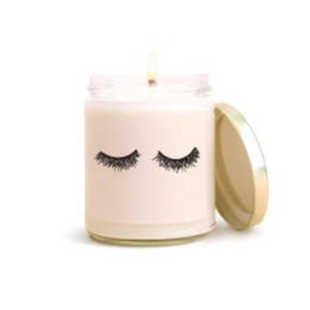 Sweet Water Decor Eyelashes Soy Candle