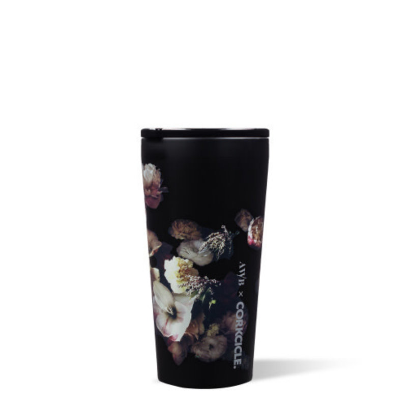 Corkcicle TUMBLER - 16OZ ASHLEY BAILEY DUTCH LOVE