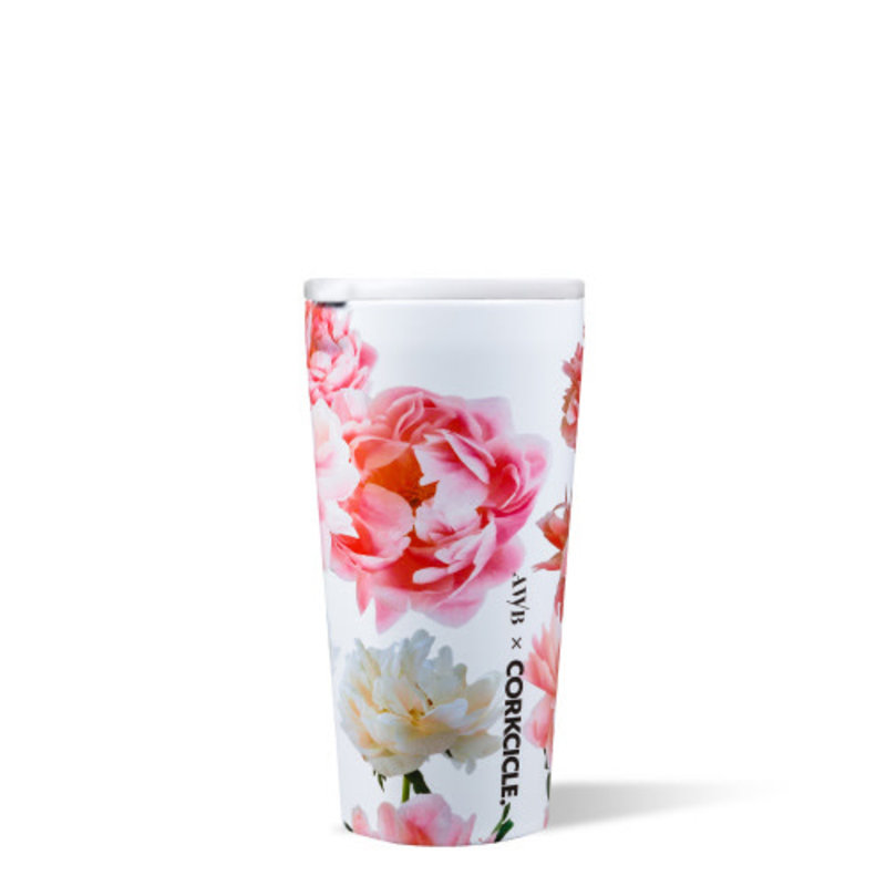Corkcicle TUMBLER - 16OZ ASHLEY WOODSON BAILEY ARIELLA