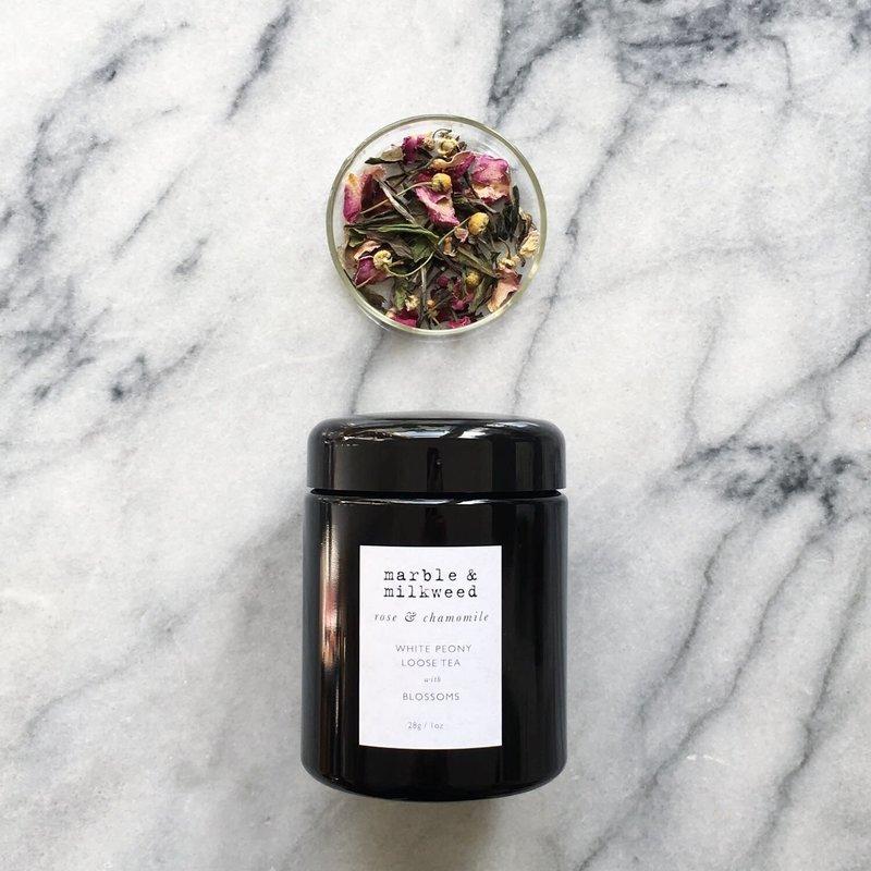 Rose & Chamomile White Peony Tea